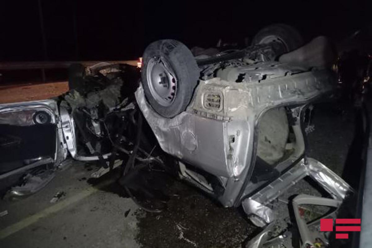 """В результате ДТП в Барде пострадали 5 человек -<span class=""""red_color"""">ФОТО"""