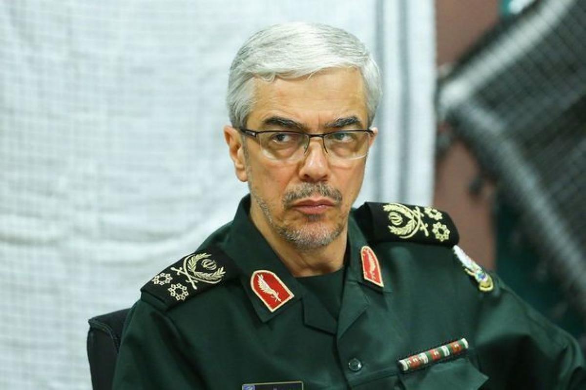 Начальник Генерального штаба ВС Ирана Мохаммад Багери