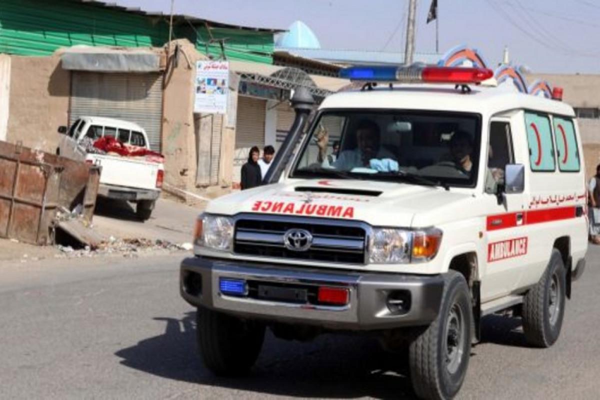 Əfqanıstanda evin damının çökməsi nəticəsində 6 nəfər ölüb