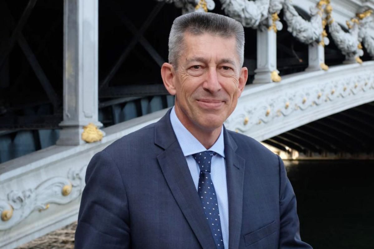 Посол Франции в Беларуси Николя де Буйан де Лакост