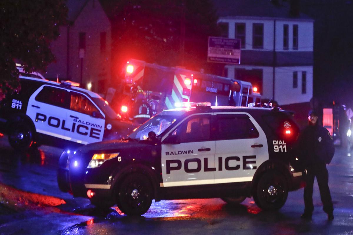 ABŞ-da təcavüzkardan qorunan polisin açdığı atəş nəticəsində 3 nəfər ölüb