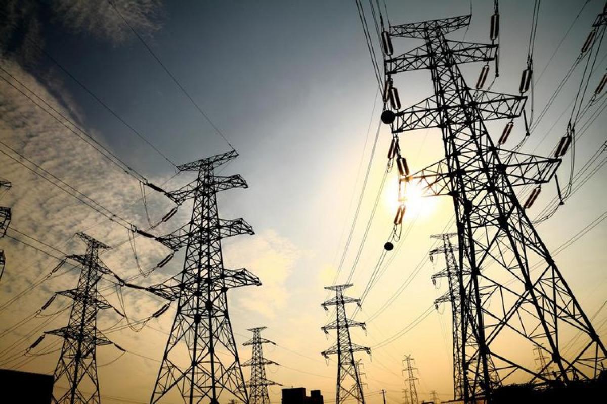 Azərbaycan elektrik enerjisinin ixracını 27% artırıb