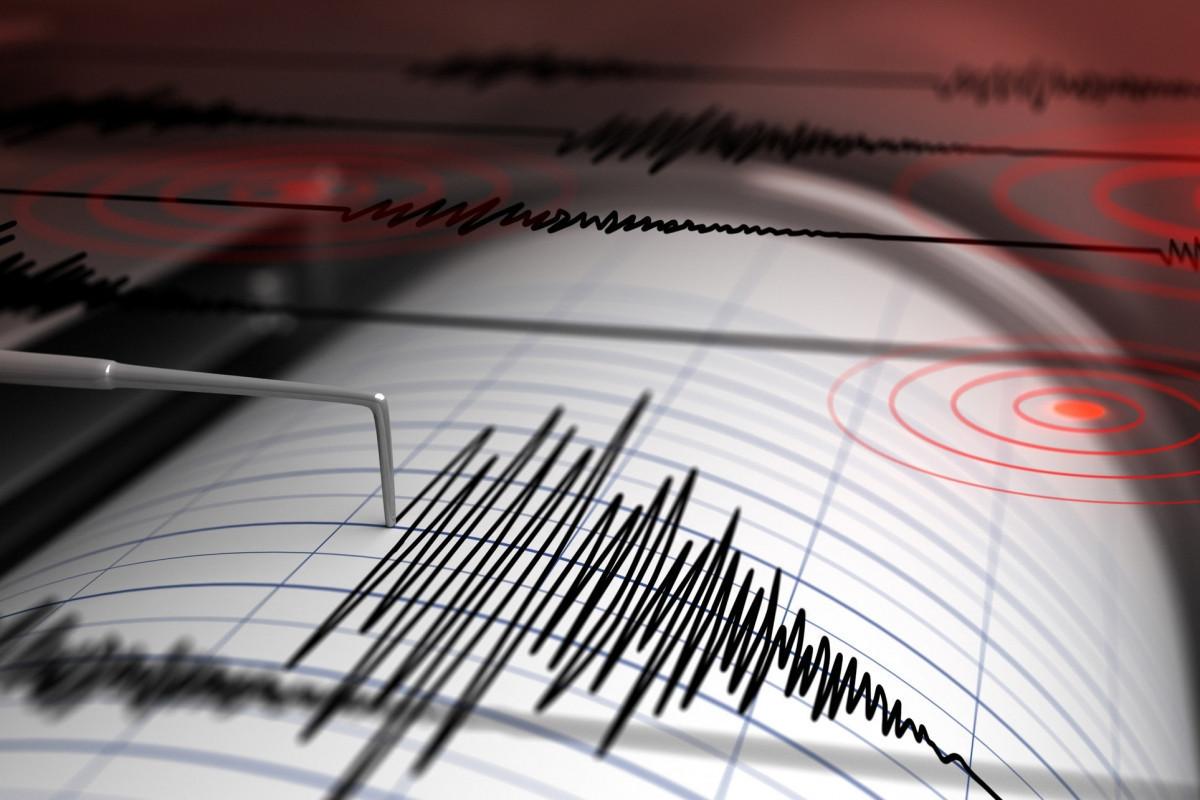 Earthquake jolts the Caspian Sea