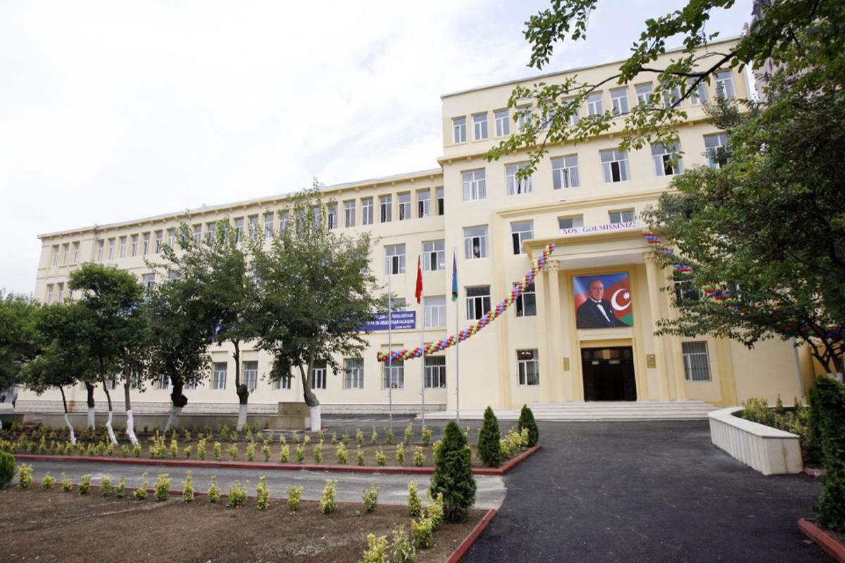 """Ankara School""school-lyceum"
