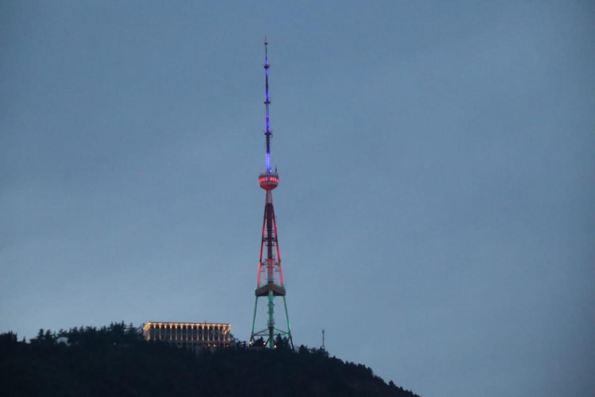 Тбилисская телебашня