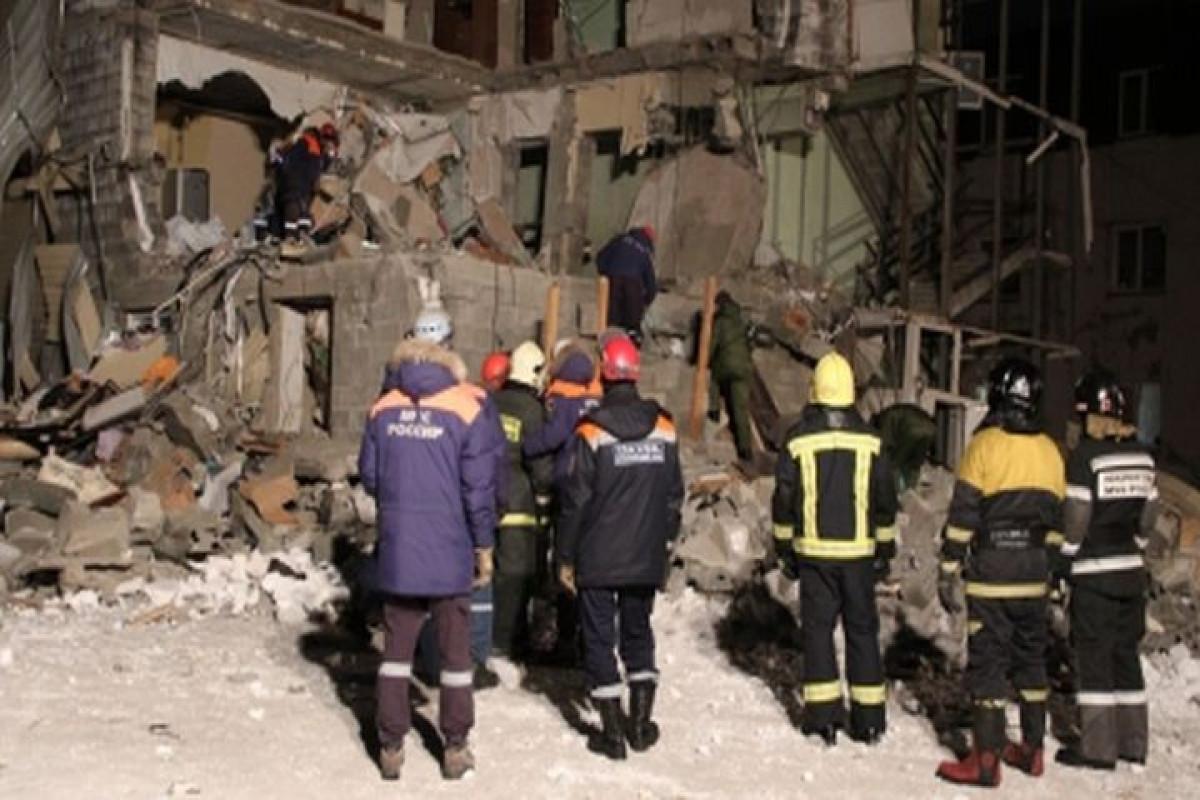 Şotlandiyada iki yaşayış binası partlayış nəticəsində dağılıb