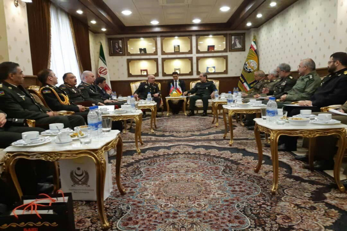 Совместная военная комиссия Ирана и России пройдет в Тегеране