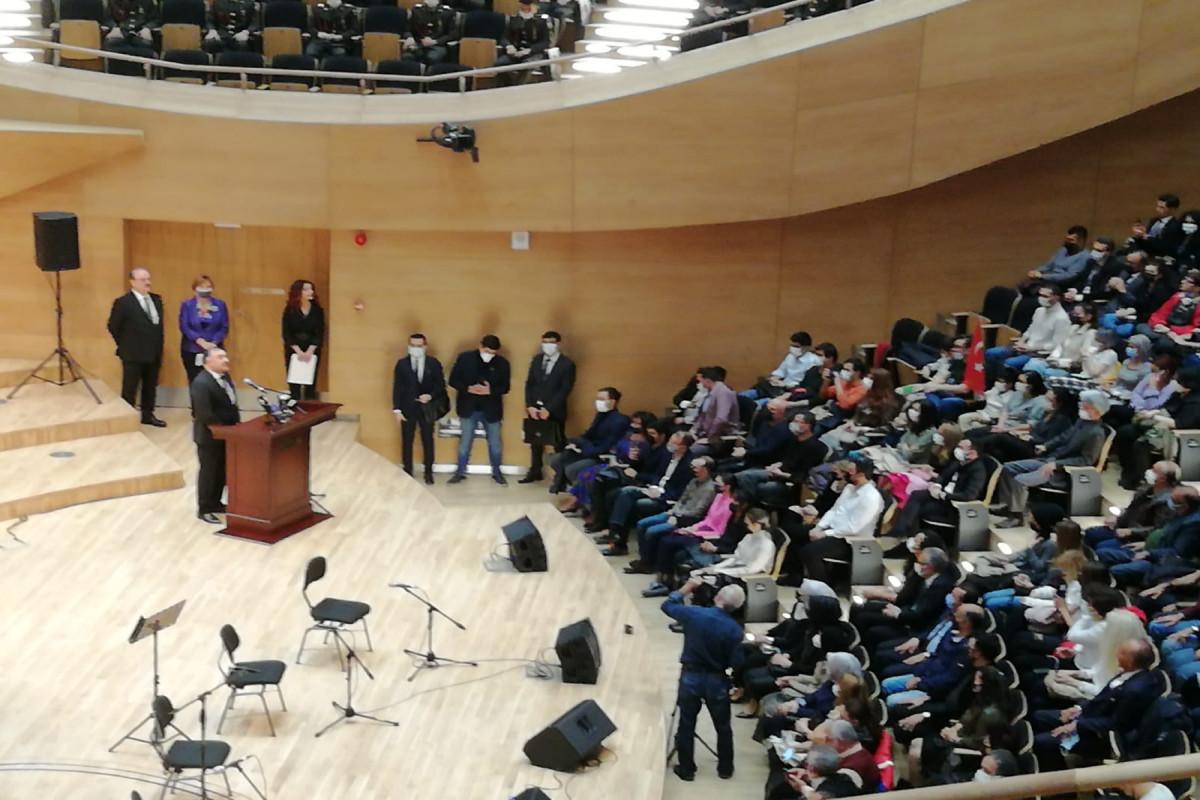 """В Анкаре состоялось мероприятие, посвященное 30-й годовщине восстановления независимости Азербайджана -<span class=""""red_color"""">ФОТО"""