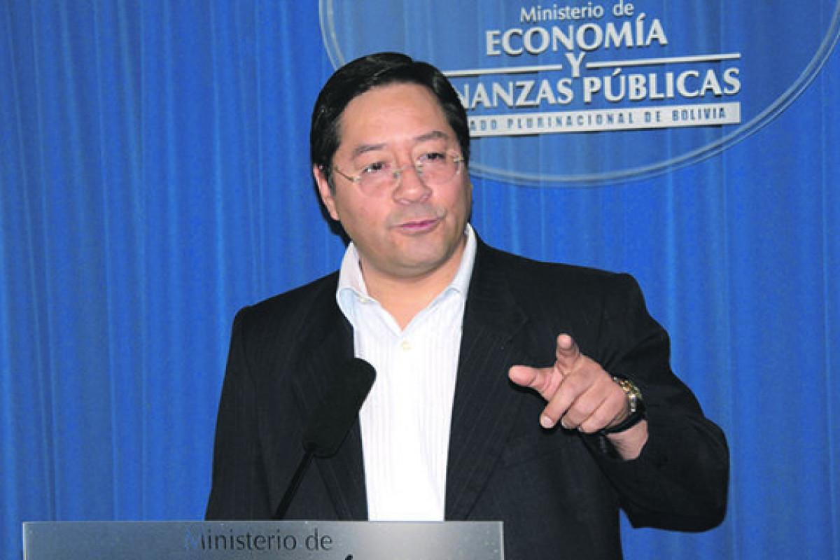 Boliviya Prezidenti Luiz Arse