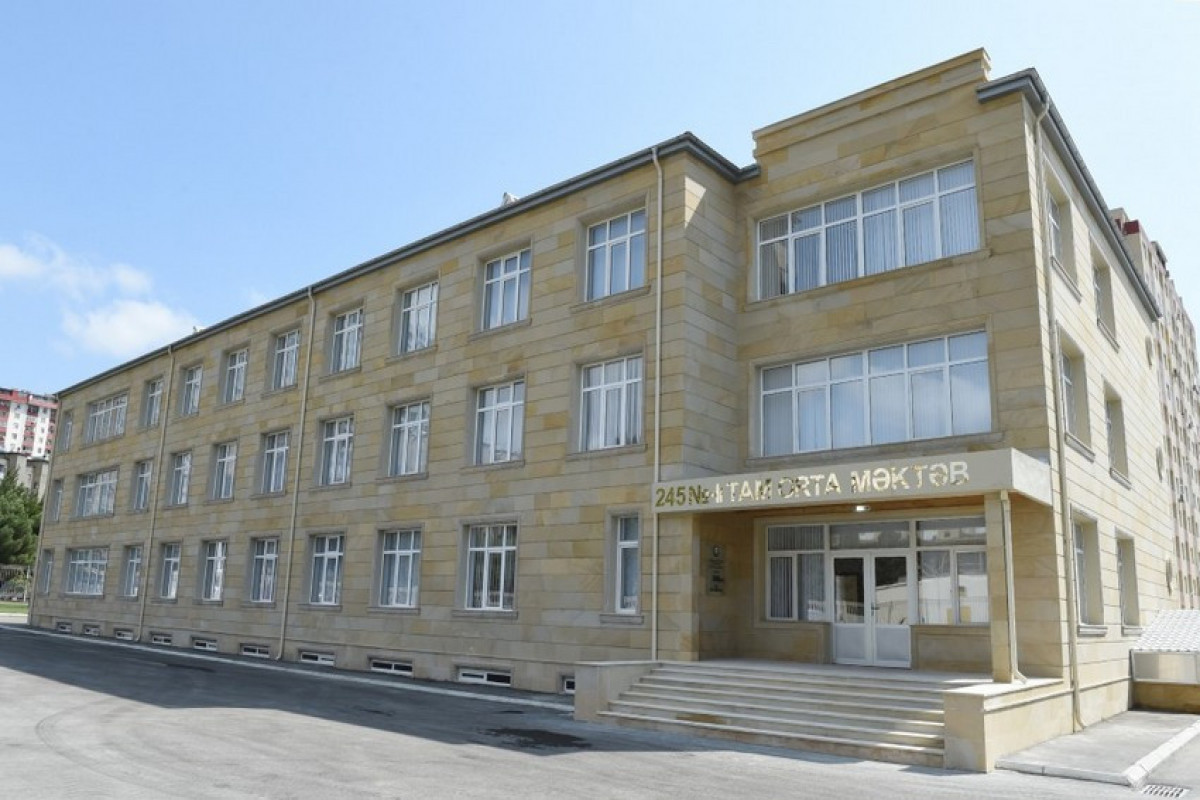 One more school closed in Baku due to coronavirus