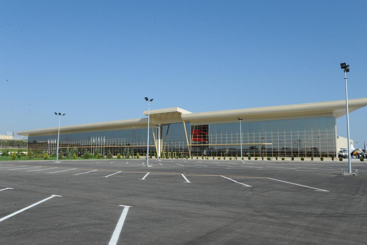 """""""Rebuild Karabakh"""" international fair to be opened in Baku tomorrow"""