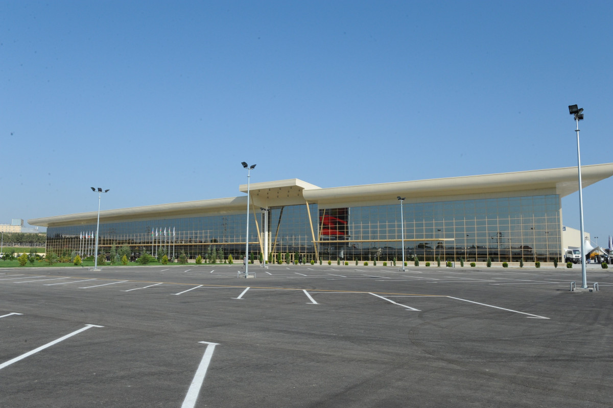 Бакинский экспо-центр