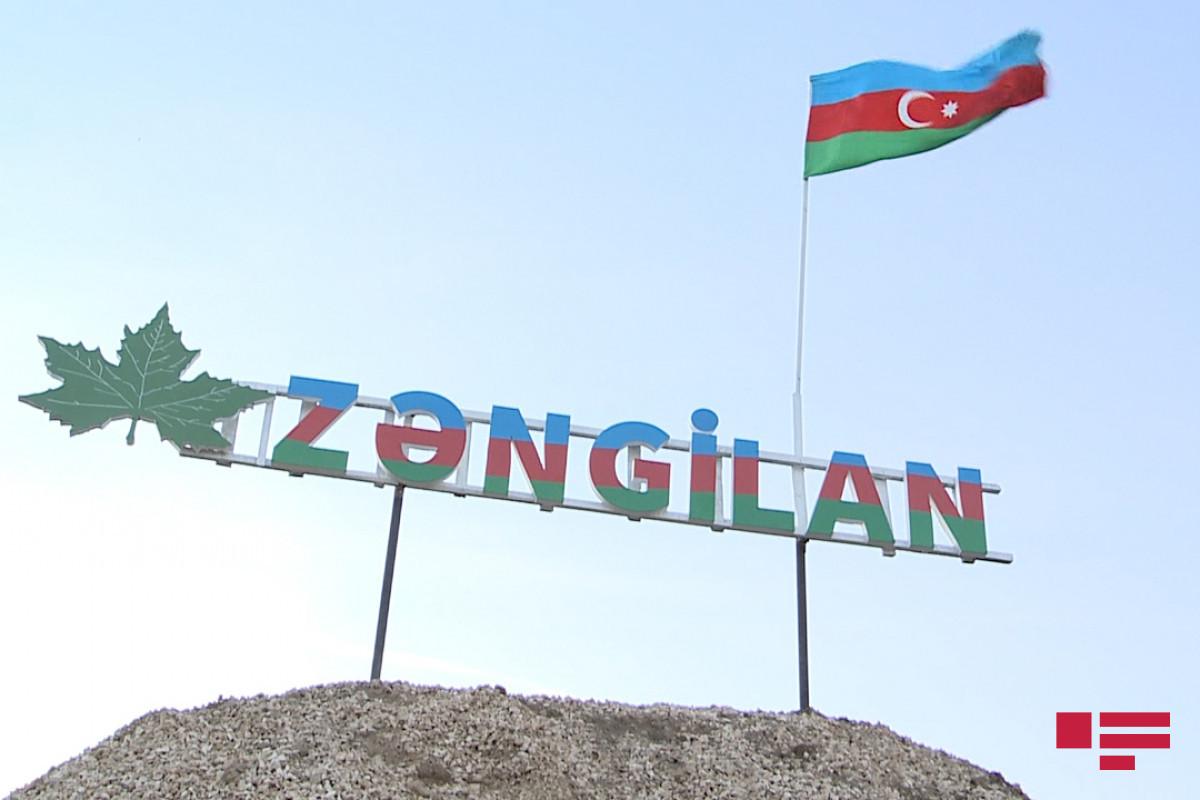 Проходит год со дня освобождения от оккупации Зангилана