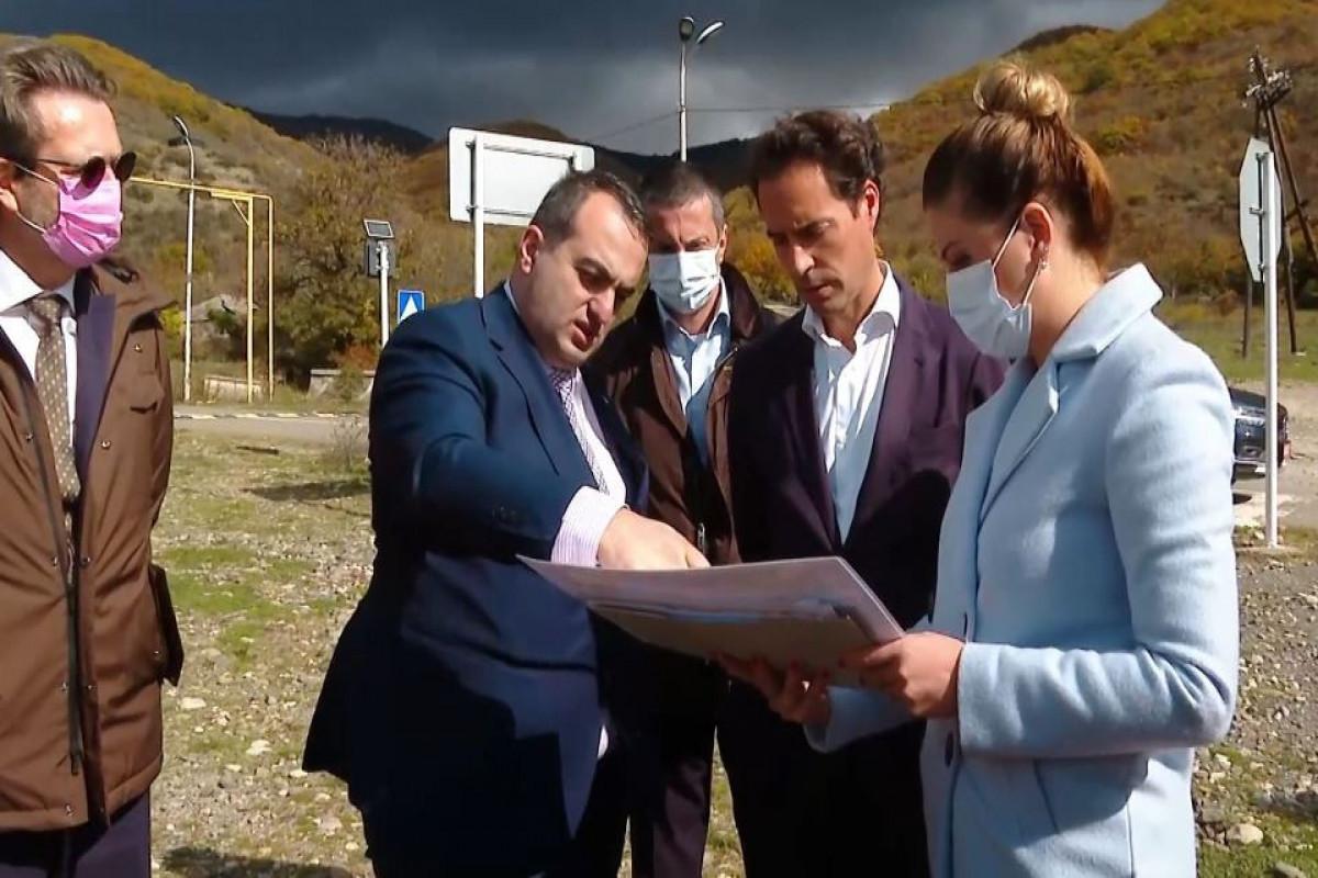 NATO Baş katibinin xüsusi nümayəndəsi Gürcüstandadır