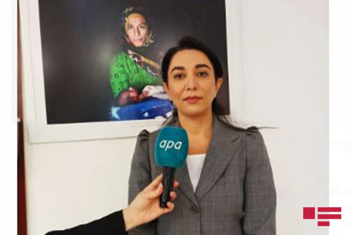 Azerbaijani Commissioner for Human Rights (Ombudsman) Sabina Aliyeva