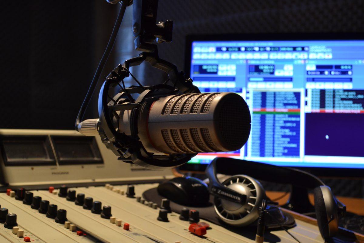 Radio and television broadcasting provided in Azerbaijan