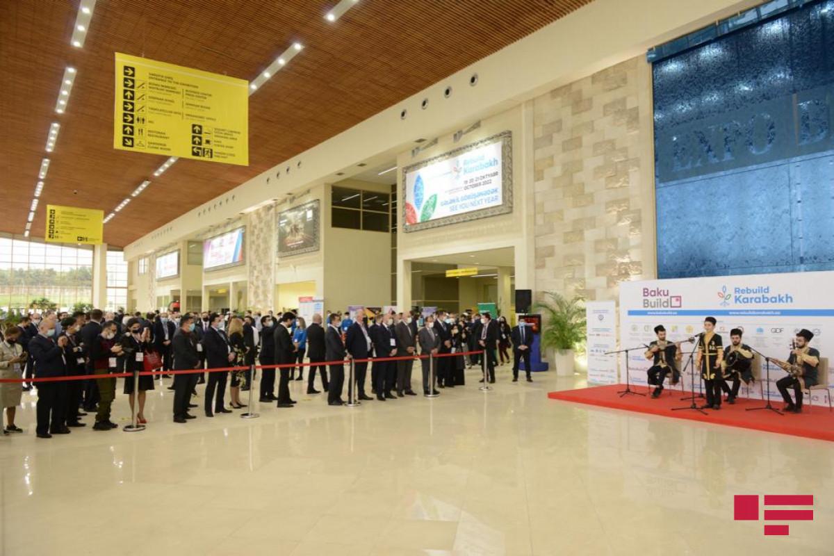 В Баку открылась международная выставка «Rebuild Karabakh»