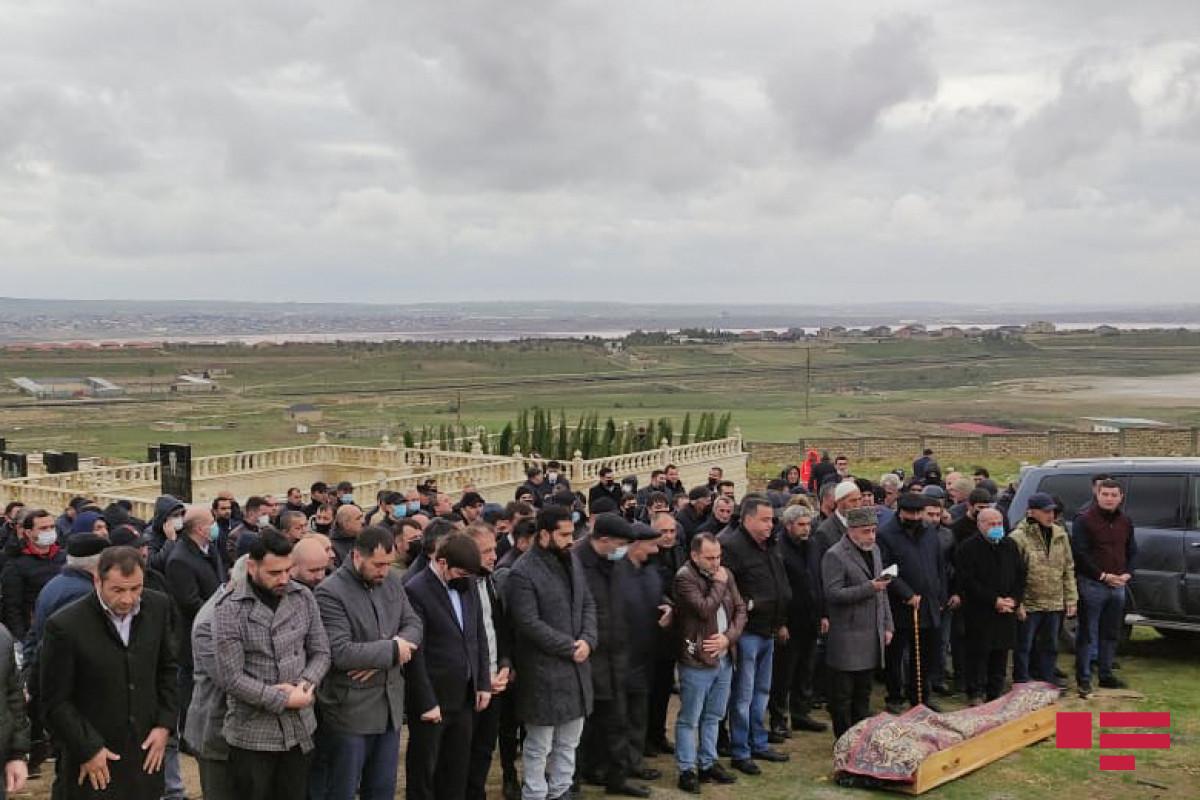 Elnur Ashrafoglu laid to rest