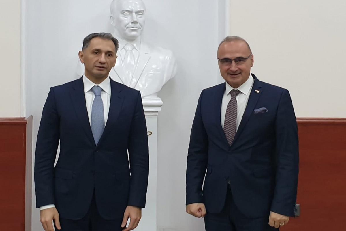 Rəşad Nəbiyev və Qordan Qrliç-Radman