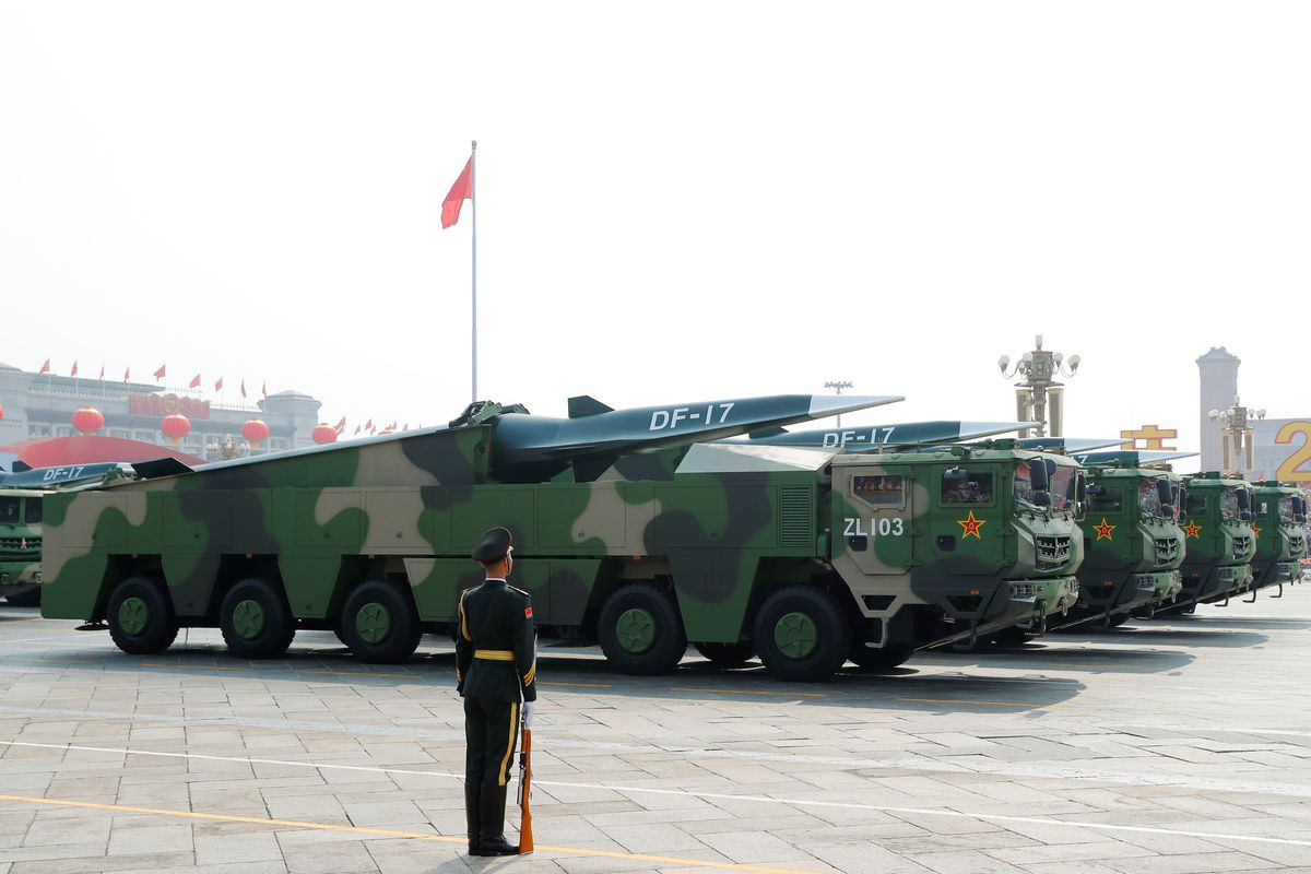 Biden concerned over Chinese hypersonic missiles
