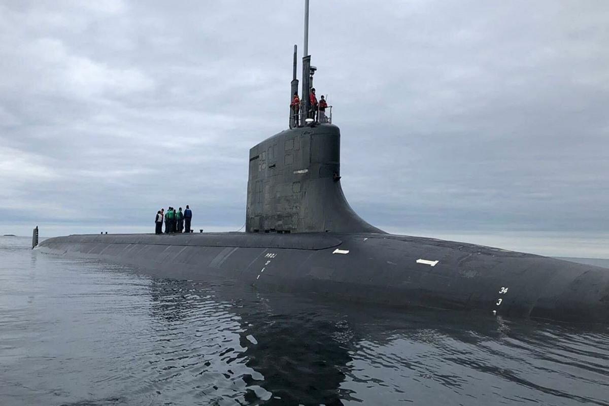 Инженера ВМС США обвинили в попытке передачи Франции чертежей подлодок
