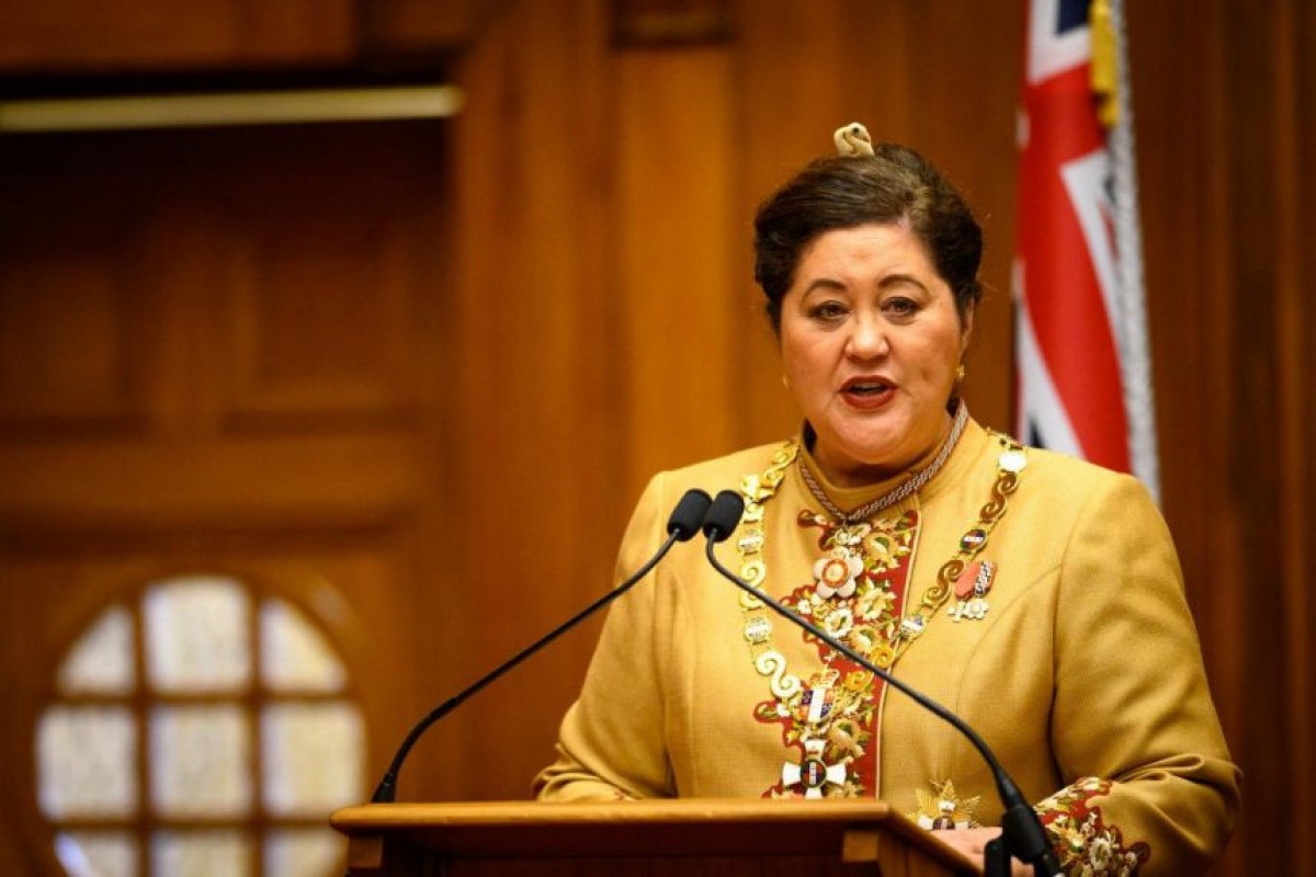 New Zealand swears in first indigenous woman as Governor-general