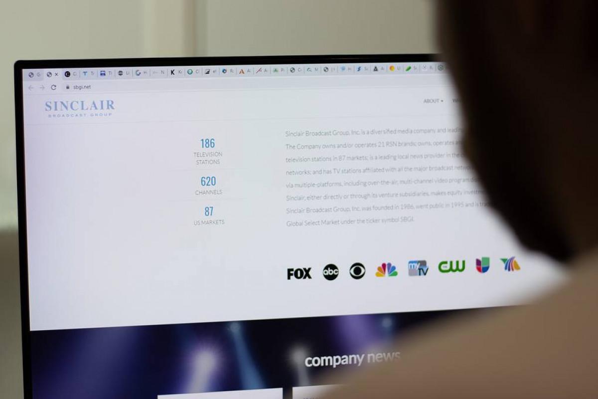 Bloomberg: За атакой на американскую телевещательную корпорацию стоят хакеры из России