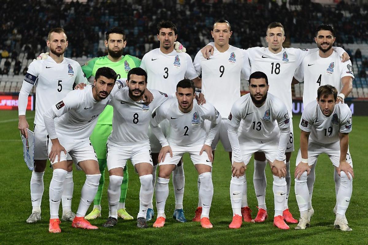 Сборная Азербайджана вновь опустилась в рейтинге ФИФА