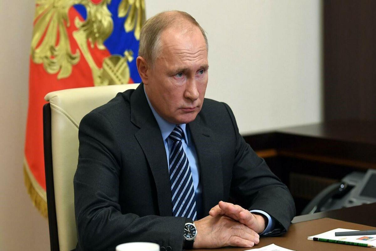 """Putin: Rusiya və Yaponiyanın maraqları dəyişməz olaraq qalır"""""""