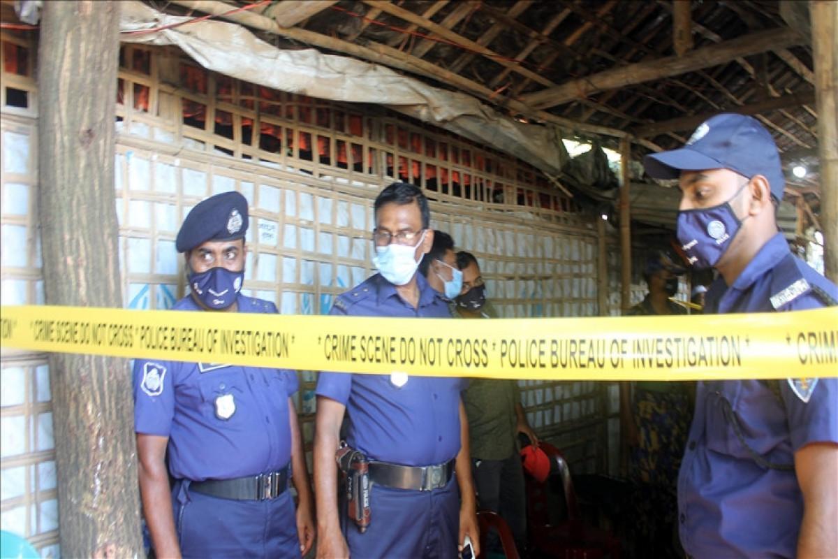 Bangladesh heightens security at Rohingya camps