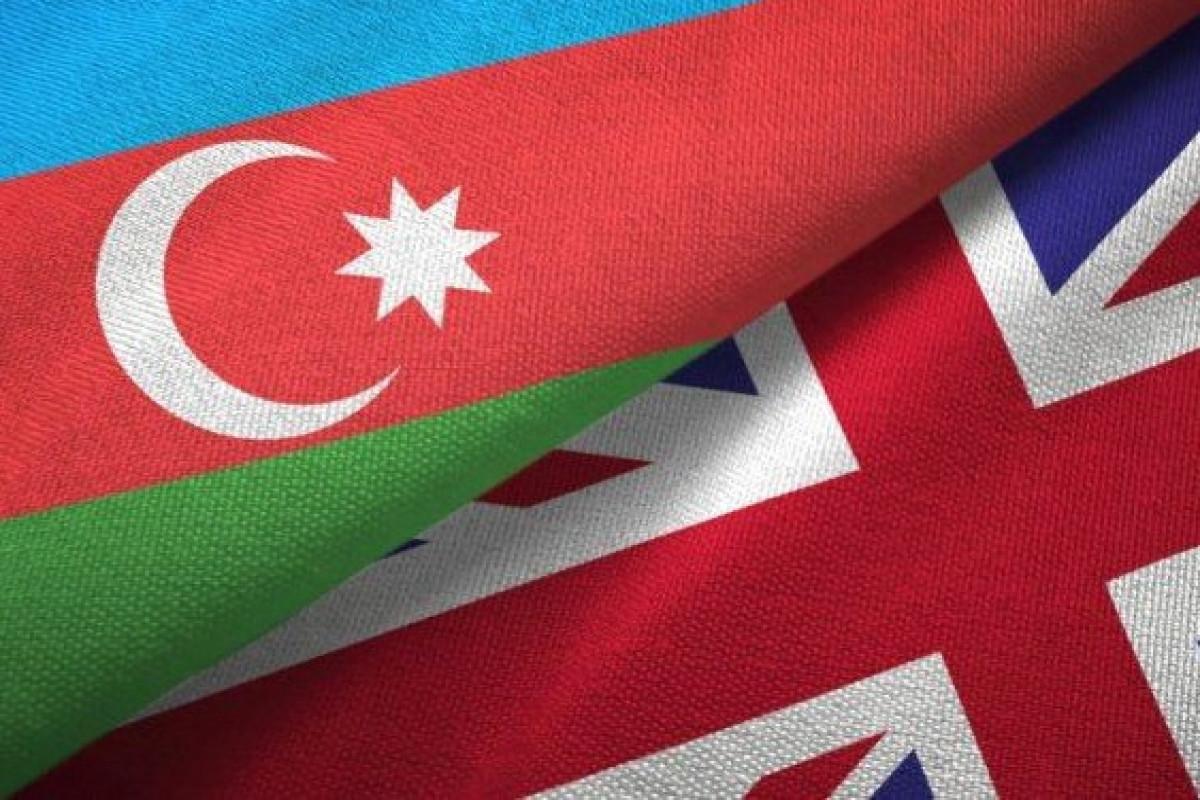 Azərbaycan və Britaniya enerji sahəsində əməkdaşlığın gücləndirilməsini müzakirə edib