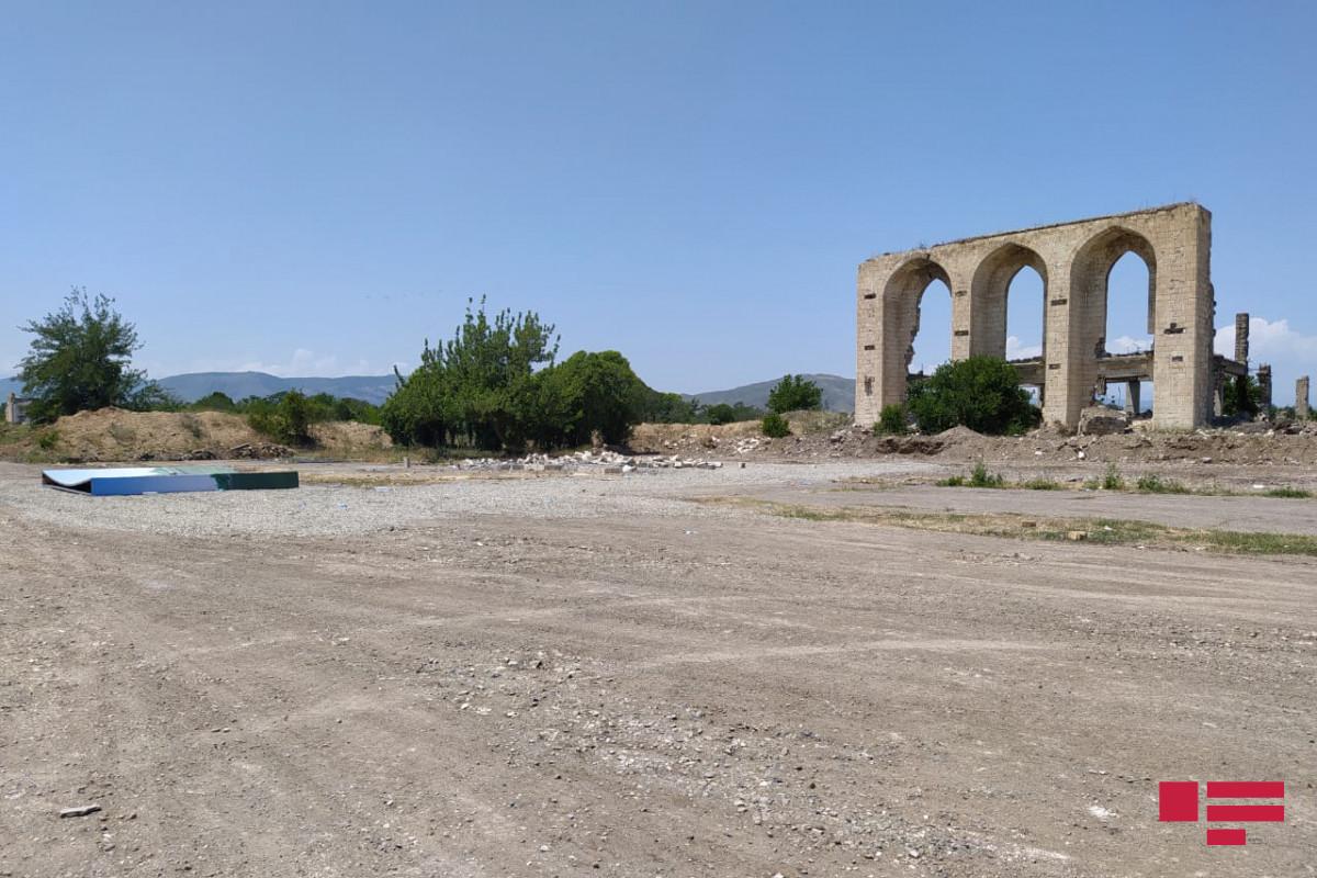 Azad olunmuş ərazilərdə 864 mədəniyyət müəssisəsi aşkar edilib