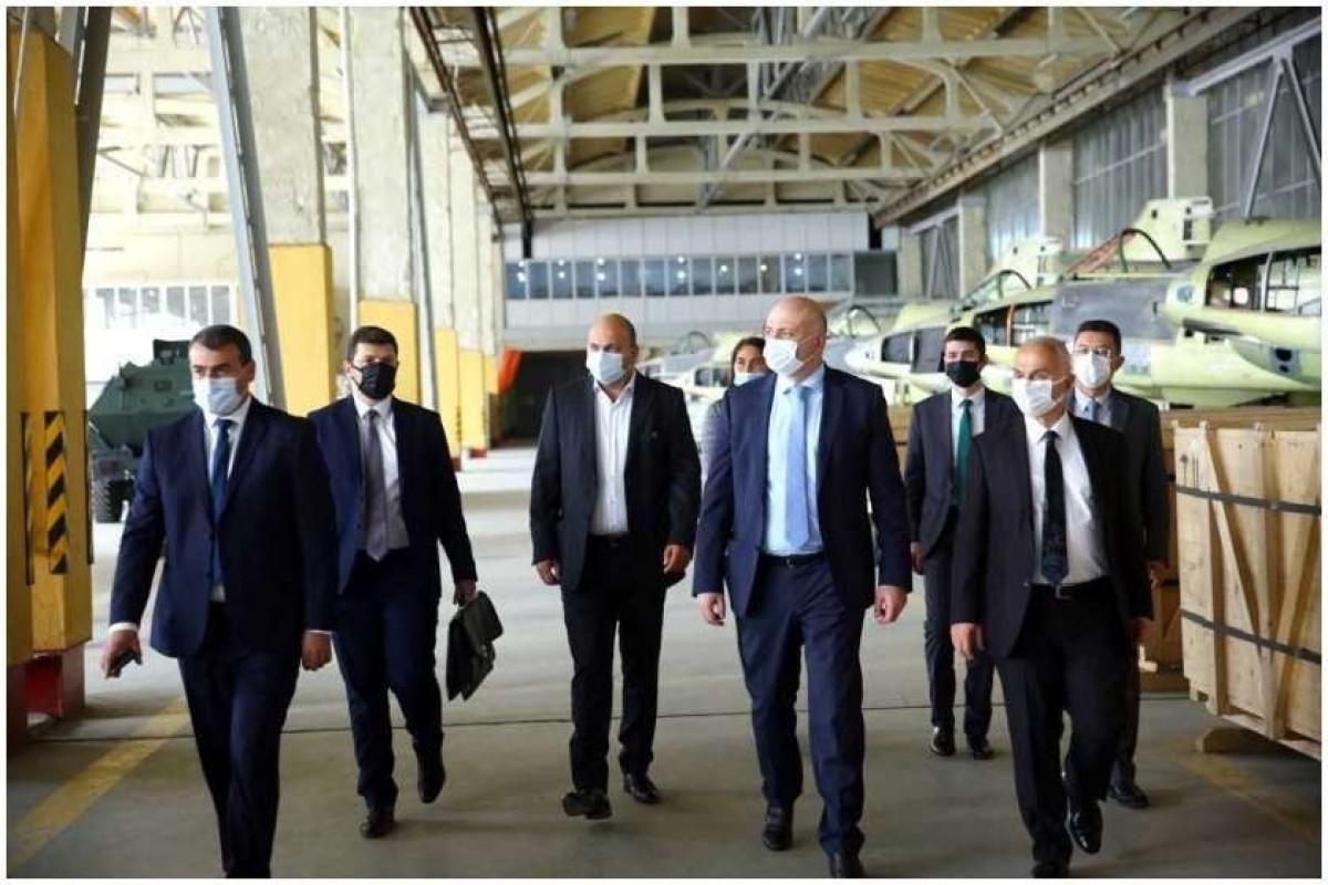 Türkiyə və Gürcüstan hərbi aviasiya sahəsində əməkdaşlıq edəcək