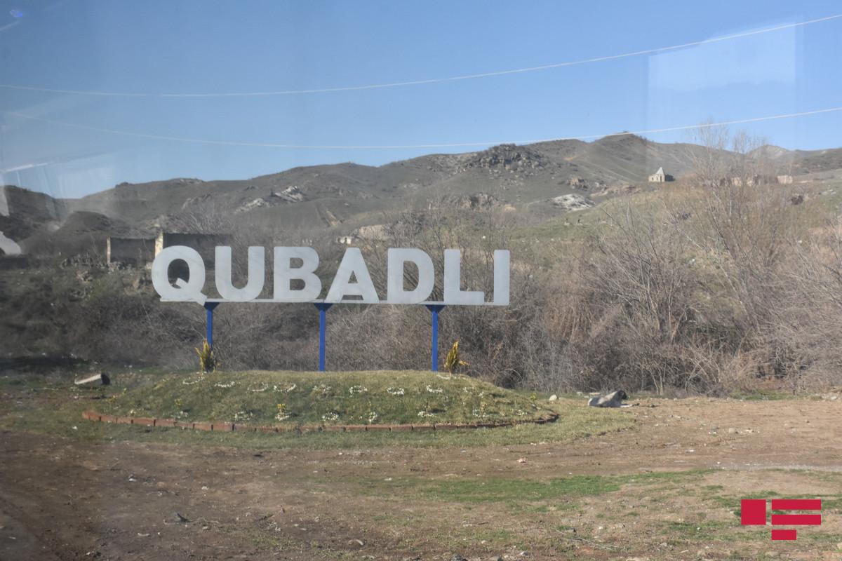 Проходит год со дня освобождения от оккупации города Губадлы