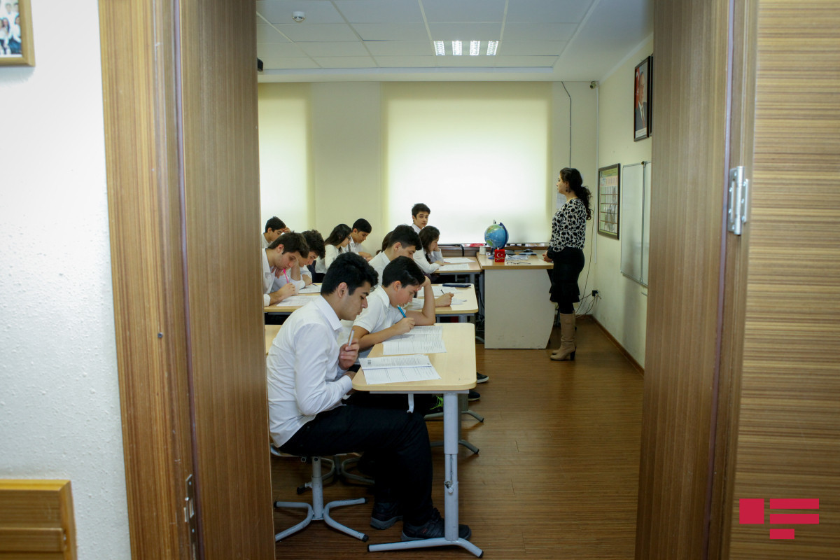 В Азербайджане еще одна школа перешла на дистанционное обучение