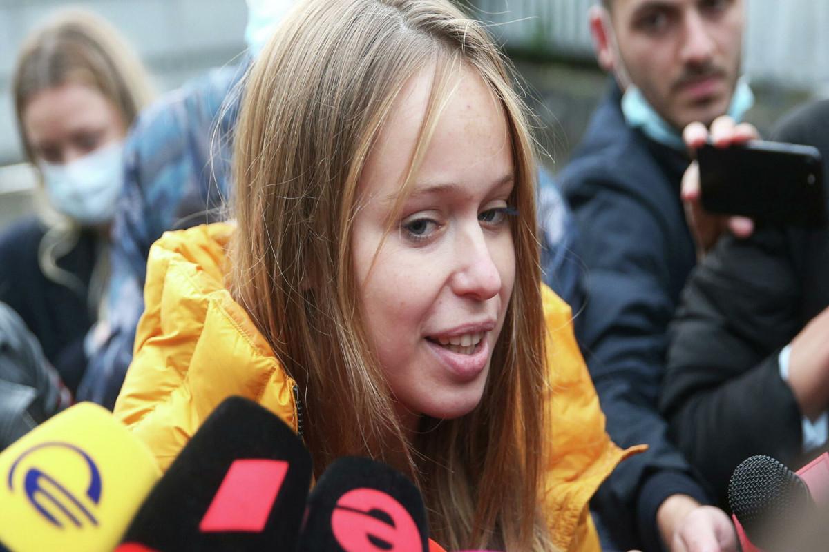 Депутат Верховной рады Украины Елизавета Ясько