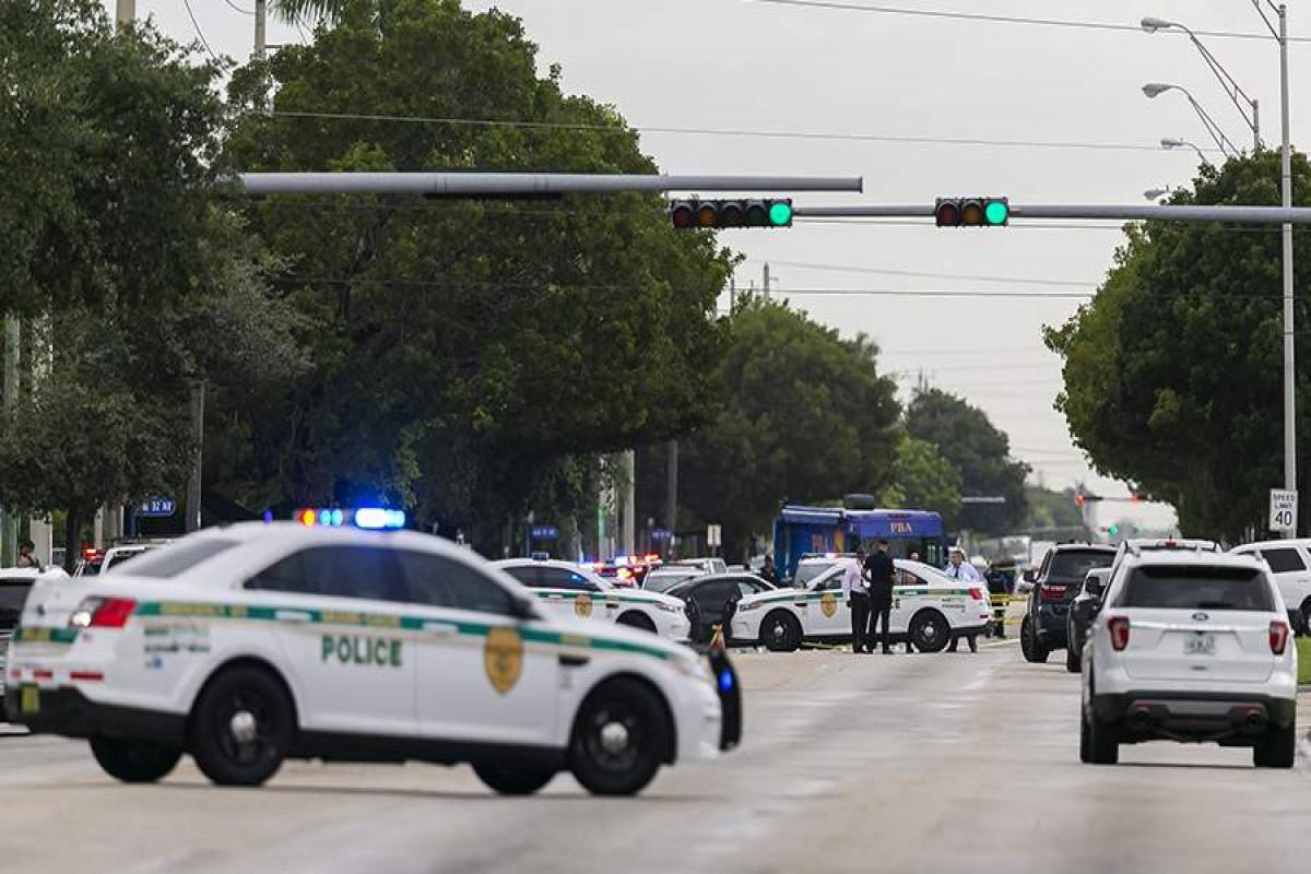 В результате стрельбы в США ранены двое полицейских