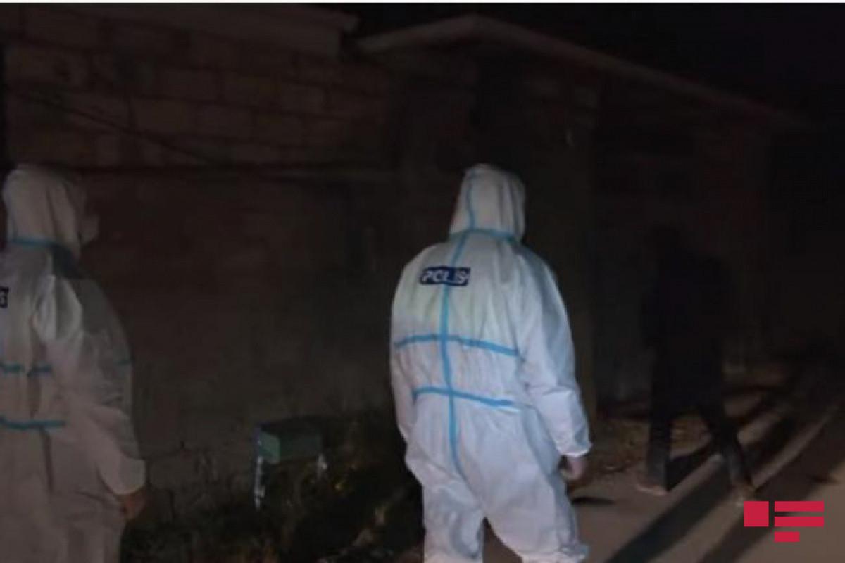 Sabirabadda yaşayış yerini tərk edən koronavirus xəstəsi saxlanılıb