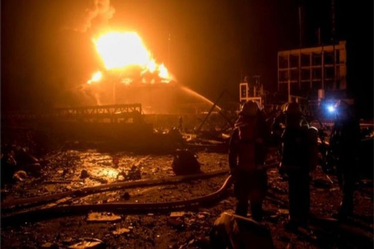 При взрыве на химзаводе в Китае погибли четыре человека