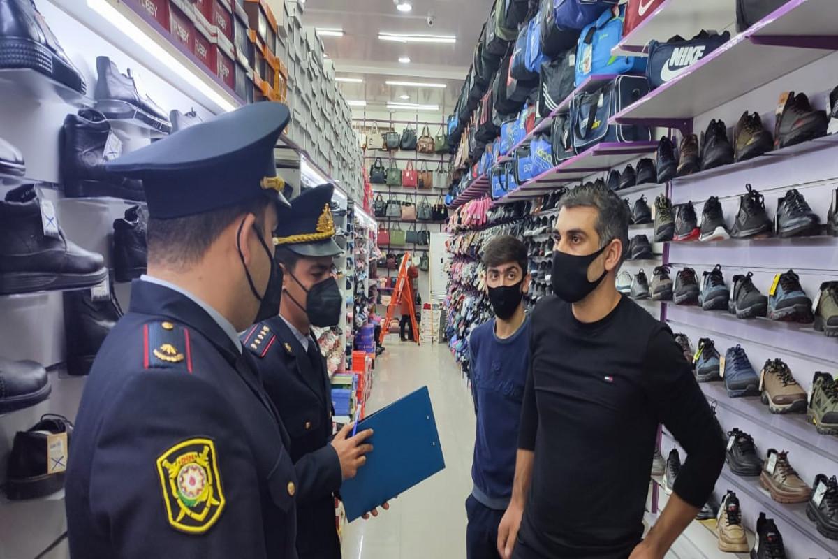 Biləsuvar Rayon Polis Şöbəsinin əməkdaşları tərəfindən keçirilən nəzarət tədbirləri