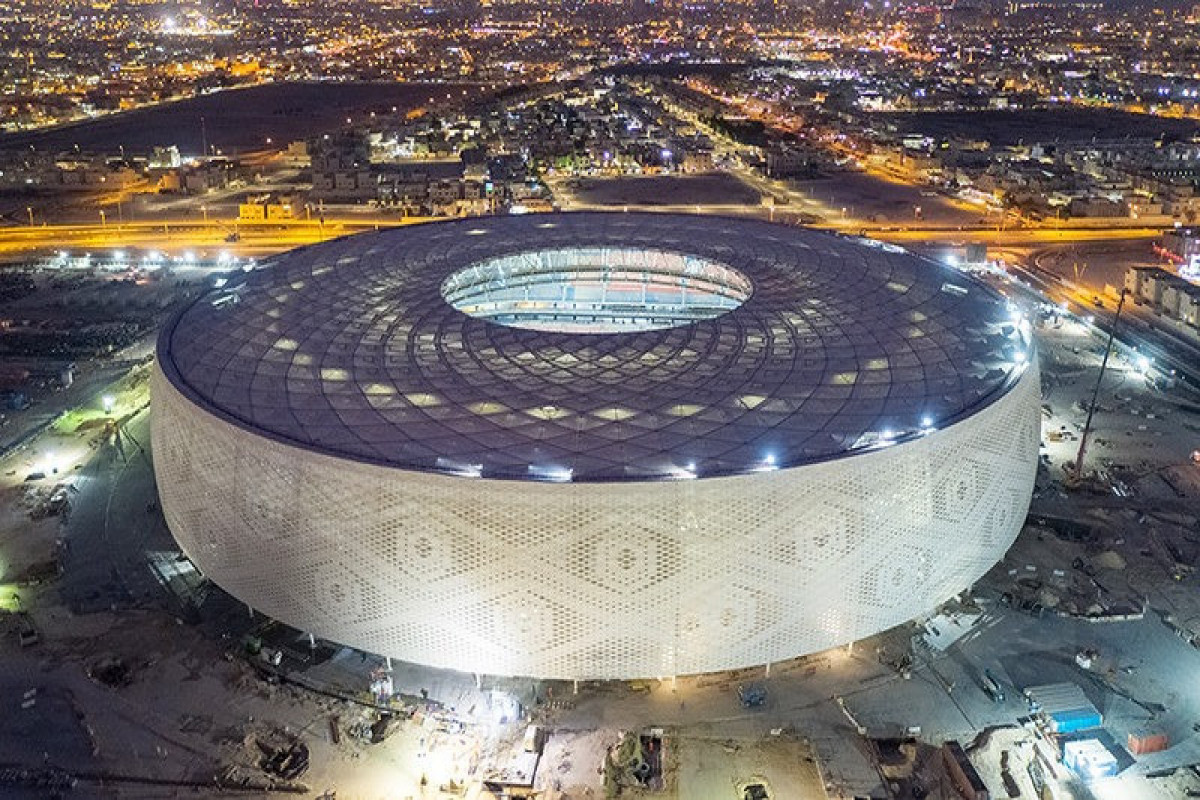 DÇ-2022: 6-cı stadionun açılışı olub