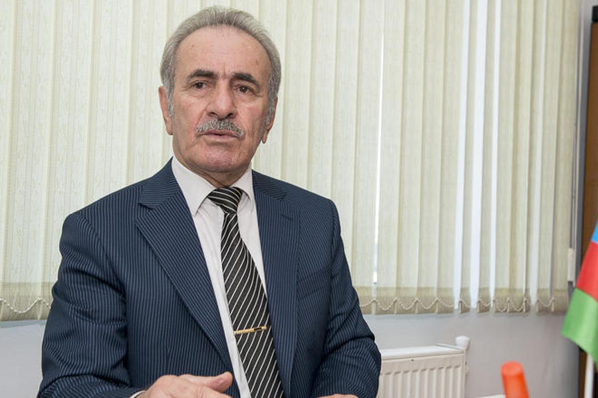 Джанали Акберов