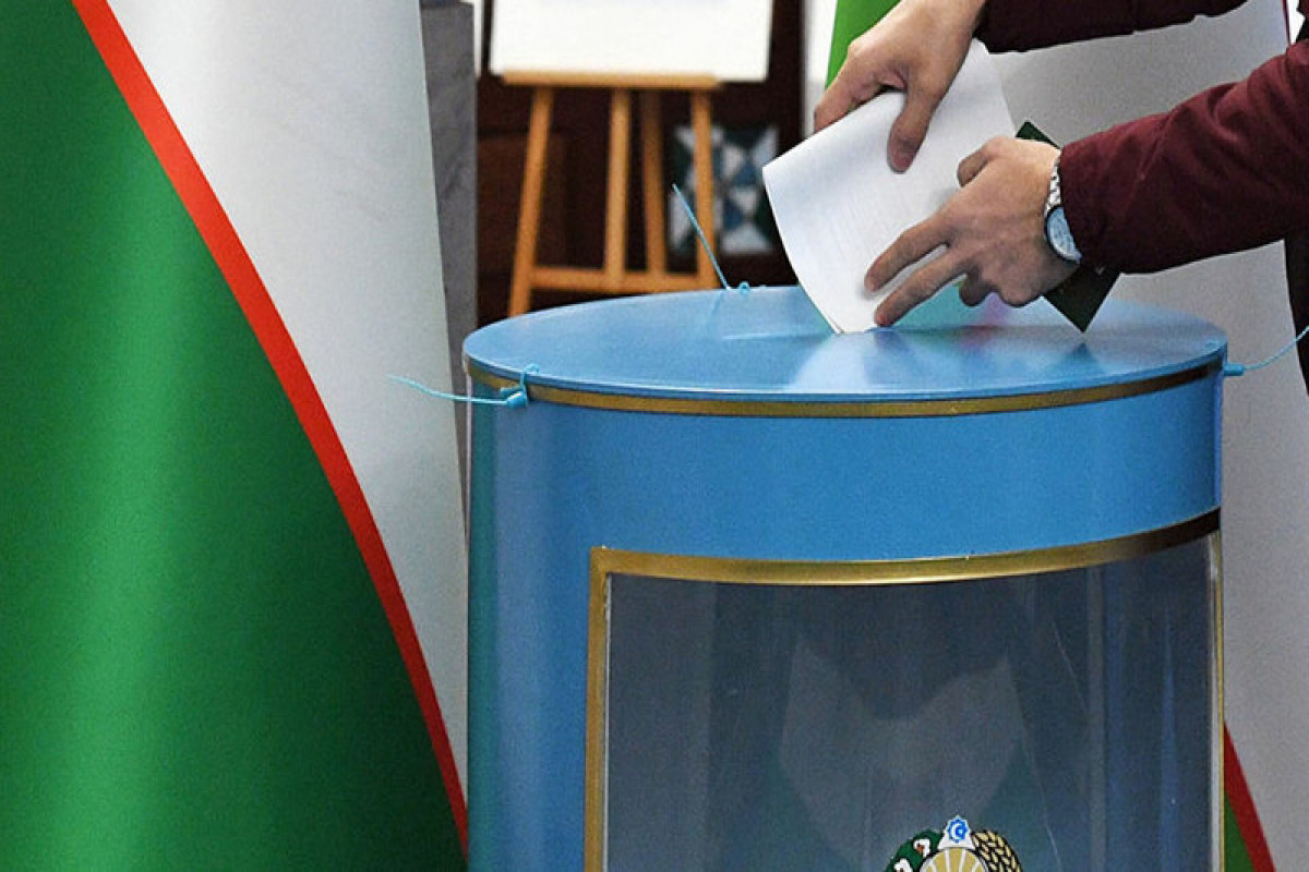 Voting in presidential elections starts in Uzbekistan