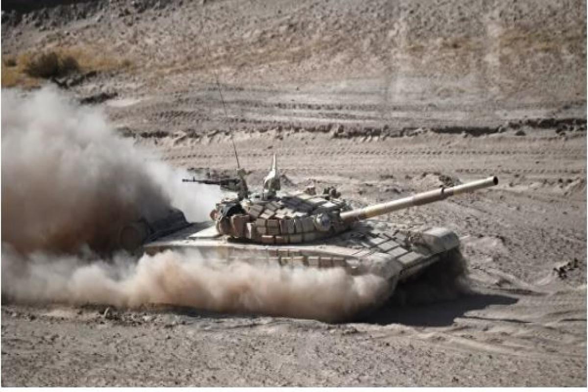 Российская военная база в Таджикистане обновит парк боевых машин