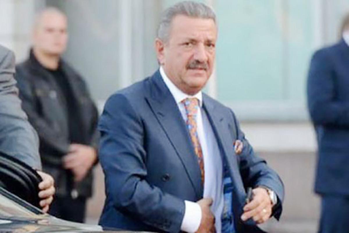 Azərbaycan əsilli iş adamı Telman İsmayılov