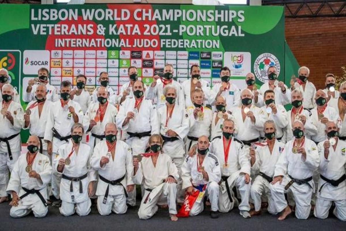 Azərbaycan cüdoçuları dünya çempionatını 8 medalla başa vurub