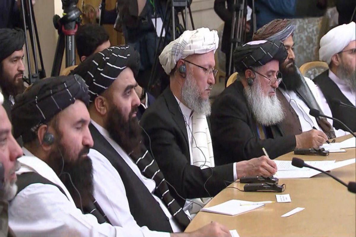 Taliban Rusiyanın onları terrorçu siyahısından çıxarmaq planını alqışlayıb