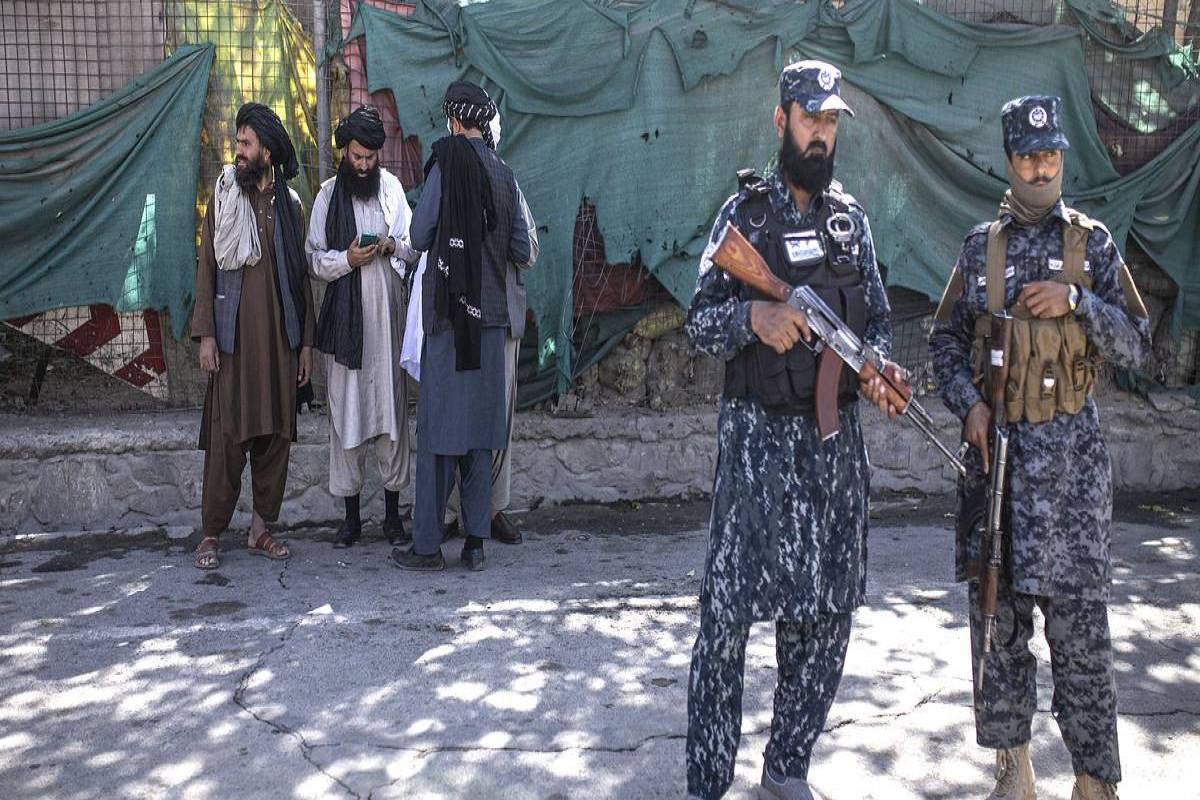 «Талибан» заявил, что падение прежнего режима в Афганистане нанесло ущерб народу страны