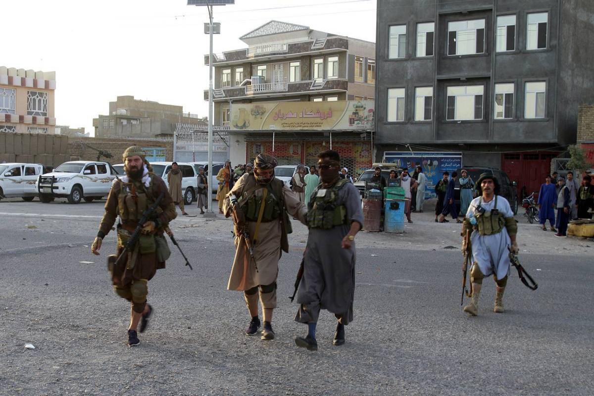 17 people killed in clash between Taliban, group of armed men in Herat