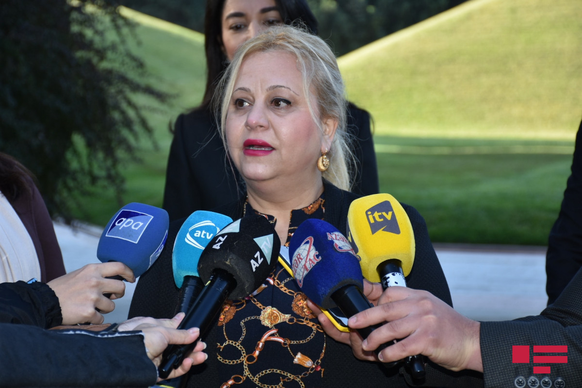 Chairperson of Commission for Protection against Discrimination (CPD)Anna Jumalieva